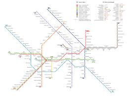 Copenhagen Metro Map by Theodore Ditsek It Sounded So Much Better In My Head Page 6