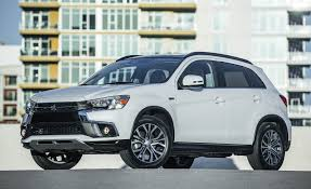 mitsubishi outlander sport 2016 red 2018 mitsubishi outlander sport photos and info news car and