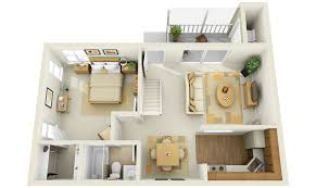town home plans pcmg management 3dplans com
