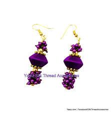 bead earring yaalz
