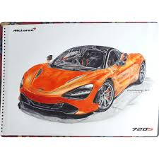 mclaren 720s mclaren 720s vampd drawings draw to drive