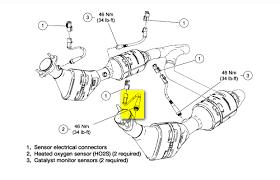 2001 ford f150 oxygen sensor location 2005 ford f 150 check engine light 5 4l resistance