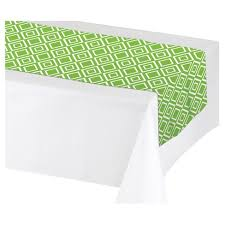 lime green table runner fresh lime green table runner target