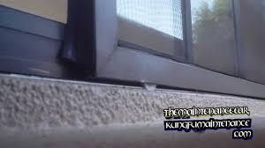 Replacement Patio Screen Doors How To Remove Replace Plus Install Patio Slider Screen Door