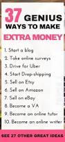 6 Ways To Find More Best 25 Way To Make Money Ideas On Pinterest Ideas To Make