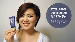estee lauder double wear maximum cover 11 very light estee lauder double wear maximum cover 1n3 creamy vanilla review