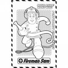 fireman sam cl colouring pages photo background wallpapers images
