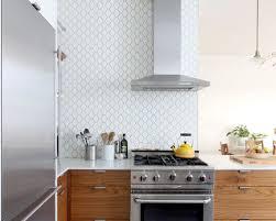 Hexagon Tile Backsplash Houzz - Hexagon tile backsplash