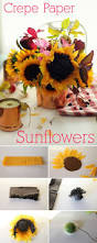 best 25 paper sunflowers ideas on pinterest sunflower party