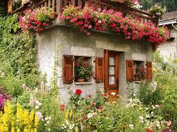 flower gardens beautiful cottage flower garden cottage flowers photo gar cropser