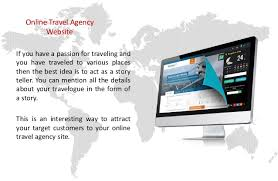 online travel agency images How to start an online travel agency business in india jpg