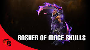 dota 2 store antimage immortal basher of mage skulls youtube