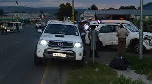 lexus used newcastle 2 vehicles collide on newcastle road ladysmith gazette
