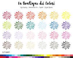 fuochi d artificio clipart 50 arcobaleno fuochi d artificio clipart illustrazioni