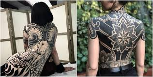 tattoo pain explanation ornamental tattoos that turn your body into a living piece of art
