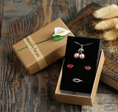necklace set box images Wholesale jewelry set gift box earring bracelet ring necklace jpg
