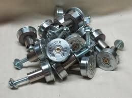 11 shotgun shell cabinet door knobs shotgun shell drawer knobs