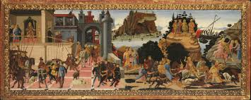 pilgrims thanksgiving history jacopo del sellaio scenes from the story of the argonauts the met