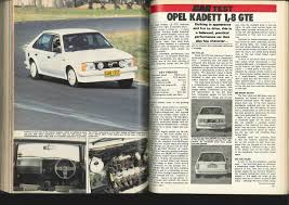 opel kadett from the archives opel kadett gte carmag co za