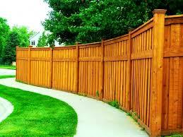 patio attractive best backyard fence ideas design lover fences