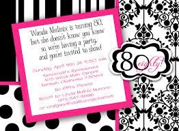 free print 80th birthday invitations how to write a invitation