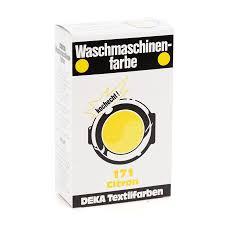deka waschmaschinenfarbe beste färbe ergebnisse