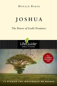 joshua the power of god u0027s promises lifeguide bible studies