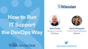 It Support Manager How To Run It Support The Devops Way Part 1 2 Youtube