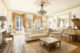 French Interior Design The Beautiful Parisian Style - French home design