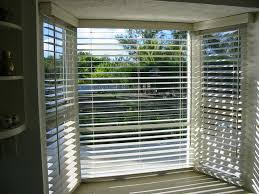 Window Covering Options by Treatments For Bay Window Blinds