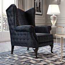 Luxury Chairs Luxury Wing Chairs Exclusive High End Designer Wing Chairs