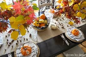 centerpiece for thanksgiving my thanksgiving table a favorite recipe driven by decor