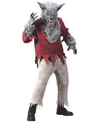Monster Halloween Costumes by Cl132 Werewolf Halloween Costume Big Bad Wolf Man Animal Monster