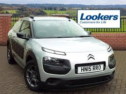 vauxhall lookers used 2015 citroen c4 cactus 1 6 bluehdi feel 5dr for sale in