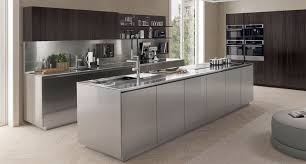 stainless steel island for kitchen contemporary kitchen stainless steel island filofree steel