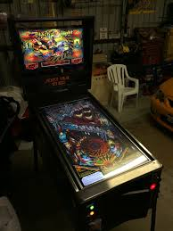 march 2015 that time i built a pinball table