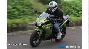 honda cbr150r mileage on road g max racer honda cbr150r youtube