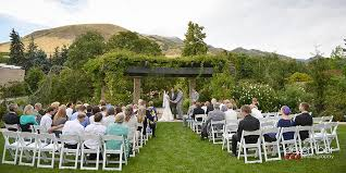 outdoor wedding venues in house butte garden weddings get prices for wedding venues