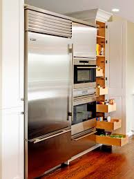 Storage Solutions For Corner Kitchen Cabinets Small Kitchen Organization Solutions U0026 Ideas Hgtv Pictures Hgtv