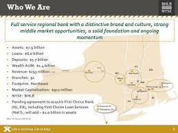 5 7 billion berkshire hills bancorp bhlb investor presentation berkshire