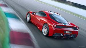 ferrari 458 wallpaper ferrari 458 speciale 2014 rear hd wallpaper 4