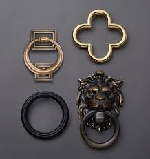 Great Knockers Lion Door Knocker Rejuvenation