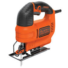 Skil Flooring Saw Home Depot by Black Decker 4 5 Amp Jig Saw Bdejs300c The Home Depot