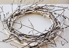 twig wreath infarrantly creative