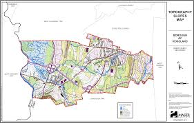 Map Of Essex County Nj Environmental Maps Roseland Environmental Commission