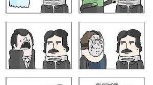 Edgar Allen Poe Meme - edgar allan poe imgur