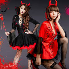 Witch Halloween Costumes Sexyqueen Rakuten Global Market Costume Devil Vampire Devil