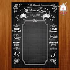 wedding backdrop design malaysia chalkboard wedding backdrop banner printable backdrop banner