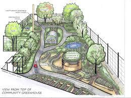 community garden design ideas garden ideas