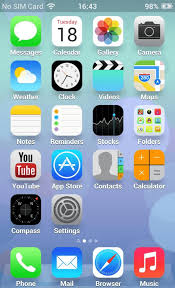 Ios7 Theme Download Ios7 Theme 2 0 0 Android Free Download